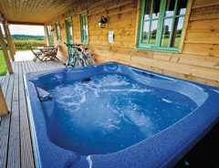 Oak Farm Lodges in Norfolk