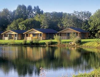 Lake Pochard Lodges in Gloucestershire