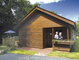 Find Log Cabin Holidays in Gloucestershire