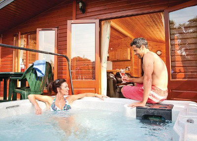 Oakdene Forest Lodges in Hampshire