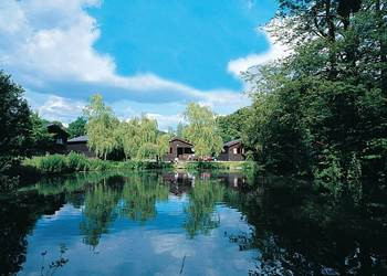 Hunters Moon Lodge Park in Wiltshire