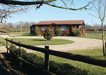 Wickham Green Farm Lodges in Wiltshire